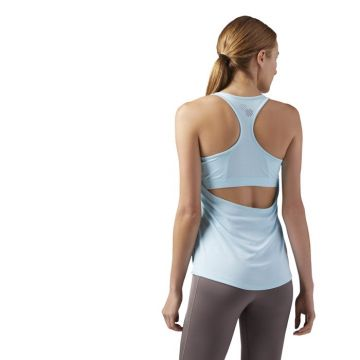 Reebok Sportiniai Marškinėliai Su Liemenėle