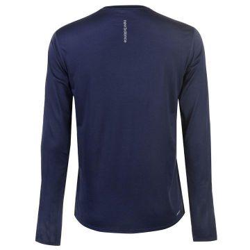 New Balance Marškinėliai Ilgomis Rankovėmis