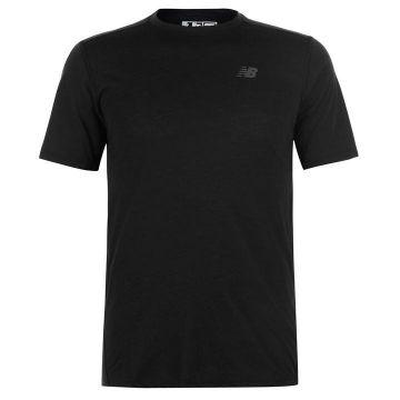 New Balance Sportiniai Marškinėliai Short Sleeve Performance