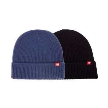 Kepurė New Balance Oversized Cuff Watchman's Winter Beanie
